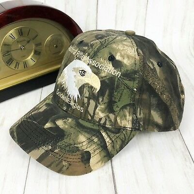 b98bba716 NRA HAT CAP One Size Black Adjustable New National Rifle Association ...