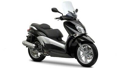 Fodera da sella per Yamaha X-City 125//250 nero