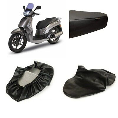Coprisella specifico per scooter Kymco People S 125 biposto realizzato in similp