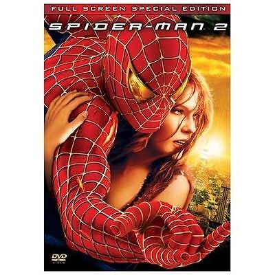 Spider-Man 2 (Full Screen Special Edition) Rosemary Harris, Tobey Maguire, Kirs
