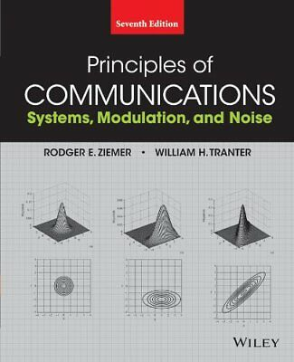 [PDF] Principles of Communications 7th Edition by Rodger E Ziemer  William H Tra