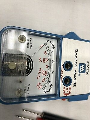 Maytag Ammeter AC / Amps