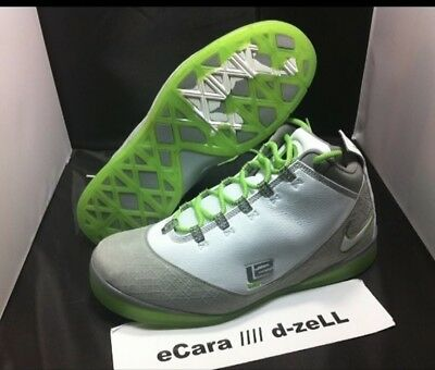 6a4384379a4 RARE DS 2008 Nike Zoom Soldier Ii 2 Camo Camouflage Sample Lebron ...