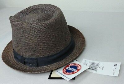87d82c3a61f MADE IN USA Bailey s of Hollywood Litefelt Darron Porkpie Hat ...
