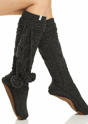 847ac59040a UGG WOMEN'S COZY Slipper Socks $85 MSRP Size XS/S US 5-7