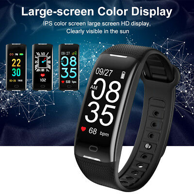 Z21 Waterproof Smart Watch Bracelet Heart Rate Monitor for Android iOS AC1629