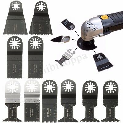 12pcs Mix Oscillating Multi Tool Saw Blade For Fein Multimaster