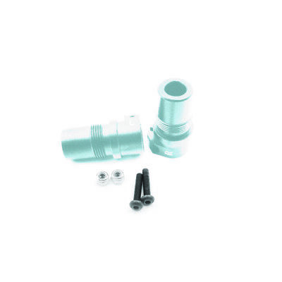 Samix Rear Lock Out Green For Axial SCX10 4WD 1:10 RC Cars Crawler #SCX-6015-GN