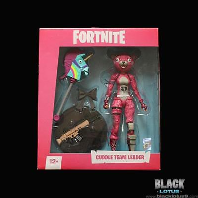 """McFarlane Toys Fortnite Cuddle Team Leader 7"""" Action Figure Epic Games IN STOCK"""