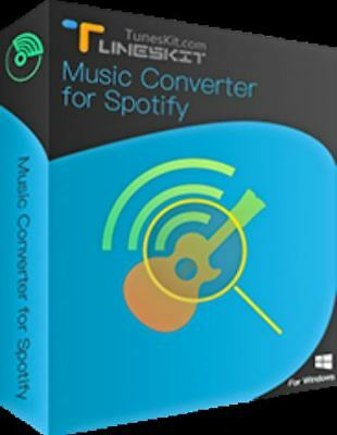 TunesKit Music Converter for Spotify | Windows PC ⭐Digital Download⭐