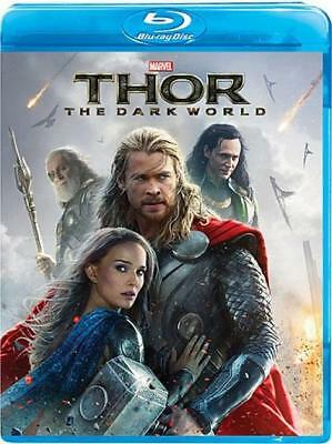 Thor: The Dark World [Blu-ray] (Bilingual)