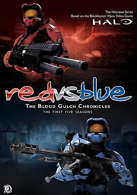 Red vs. Blue: The Blood Gulch Chronicles: First Five Seasons