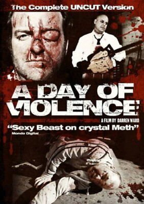 A Day of Violence (Uncut) - Sealed NEW DVD