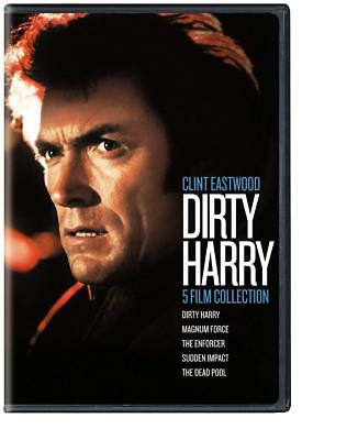 5 Film Collection: Dirty Harry [Import]