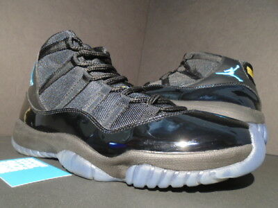 Nike Air Jordan Xi 11 Retro Black Gamma Blue Concord Space Jam 378037-006 12 396254e78