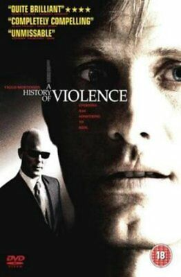 A History Of Violence - Sealed NEW DVD