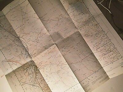 """Settle, Giggleswick,Ribbledale,Yorkshire: 2 1/2"""" Best Detail Os Map 1907-1950-60"""
