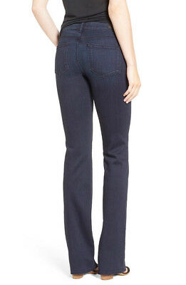 2a9cf680 NWT PAIGE DENIM Manhattan Mid-Rise Slim Bootcut Jeans Size 29 in ILLA Dark  Blue