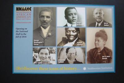 533) Nmaahc ~ National Museum Of African American ~ Rosa Parks ~ Harriet Tubman