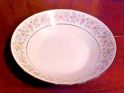 """BEAUTIFUL Noritake Blythe 2037 Coupe Soup Bowl 7 3/8"""" Excellent Condition"""