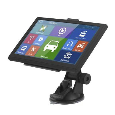 Car GPS Navigation FM 7Inch Display HD Capacitive Screen Free Map Update 715PG
