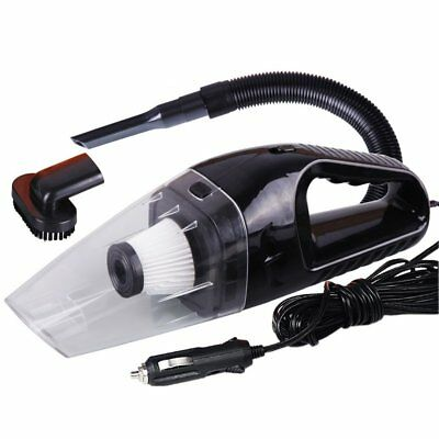 120W Suction Handheld Rechargeable Portable Vacuum Cleaner Wet Dry Car Home AXDS