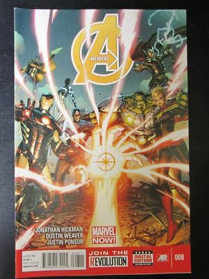 Marvel Comic - Avengers #8 # 14B76
