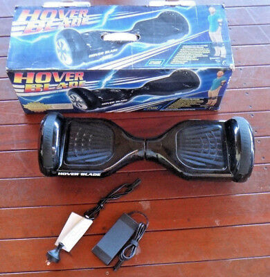AU CERTIFIED Hover Blade Hoverboard Electric Self-Balancing Scooter skateboard