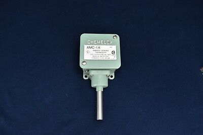 Chemelex Amc-1A Ambient Sensing Thermostat  -Nos