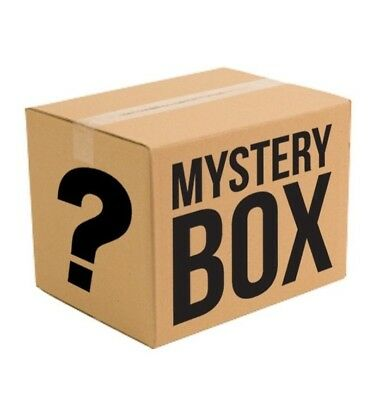 Mystery box/surprise, tech, gadgets, games, dvd's,toys,fun, Weird, Random