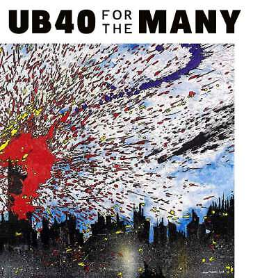 UB40 - For The Many (NEW CD ALBUM) (Preorder Out 15th March)