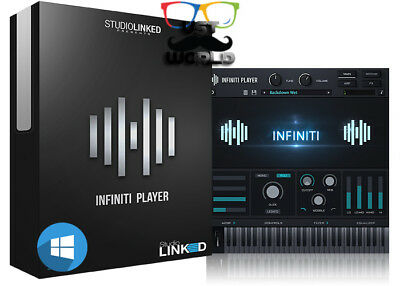 StudioLinkedVST - INFINITI PLAYER PC With 8 Libraries