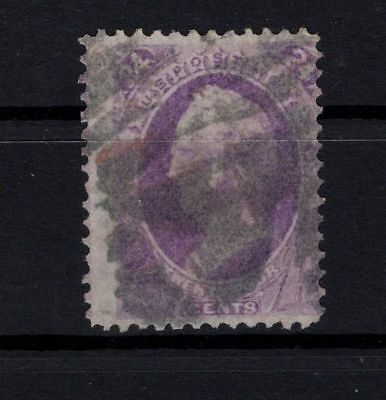 Bp101309/ United States / Y&t # 47 Oblitere / Used 175 €
