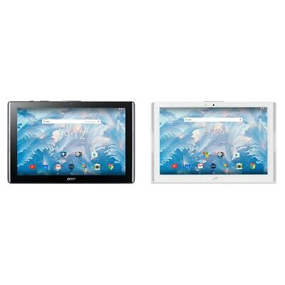Acer Iconia One 10.1 Inch 16GB / 32GB Android WiFi Tablet - White/Black