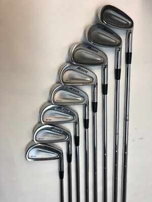 Mizuno MP-60 3-PW Right-Handed Iron Set (HE1014225)