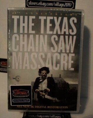The Texas Chain Saw Massacre   NEW DVD FREE SHIPPING!!