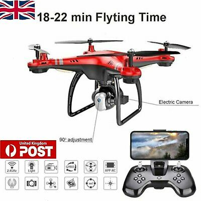 X8 RC Drone with HD 3MP Camera Altitude Hold Headless Mode 2.4G RC Quadcopter F6