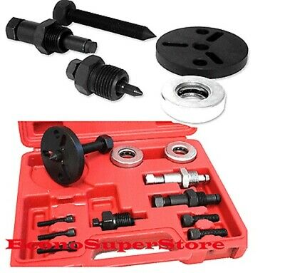 Ac Air Condition Compressor Replace Clutch Hub Puller Remover / Installer Kit