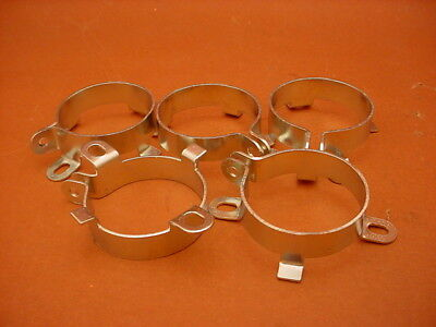 """5 x 35 mm ( 1 3/8 """" ) Capacitor Clamp for 35 MM Can ELECTROLYTIC     New Stock"""
