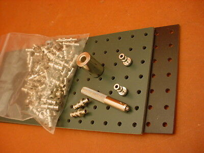 DIY TURRET BOARD KIT  . Drilled , Round Lugs , Tube Amplifier / Other Projects