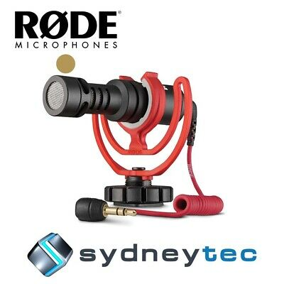 New Rode VideoMicro Compact On-Camera Microphone (VMICRO)