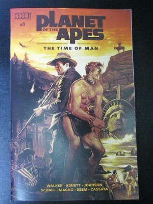Planet of the Apes: The Time of Man #1 - 2018 - Boom! Comics # 1A60