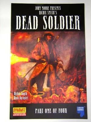 Comic: John Moore Presents: Dead Soldier Volume 1 Issue #1
