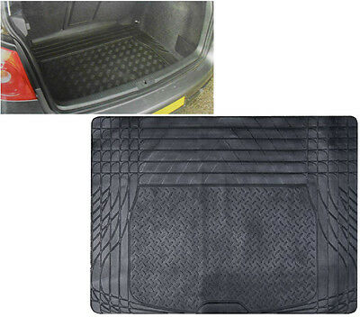 For KIA Soul 2008-2017 RUBBER CAR BOOT TRUNK LINER MAT CUT TO FIT 120cm x 80cm