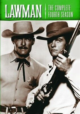 LAWMAN COMPLETE FOURTH SEASON 4 New Sealed 5 DVD Set