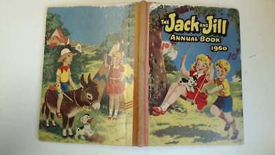 Acceptable - Jack and Jill Book 1960 (Annual) -  1959-01-01  The Amalgamated Pre