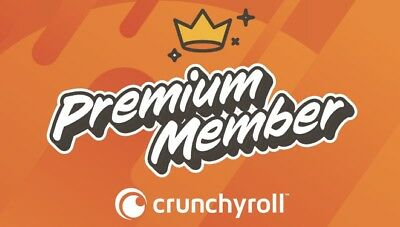 Premium Crunchyroll Accounts No Ads. Life Time warranty