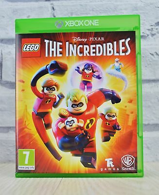 Disney Pixar LEGO The Incredibles for XBOX ONE - UK PAL - PEGI 7