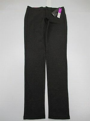 aa33e21171c new MOSSIMO Pants Women's Size 4 Stretch Mid-Rise Skinny Fit Gray #PP731