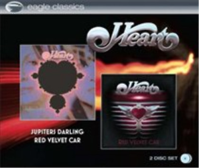 Heart-Jupiters Darling/Red Velvet Car CD NEU